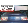 Opel CALIBRA   - blenda między tylne lampy / spoiler instead of place of the numbers - TC-BR-OC-01